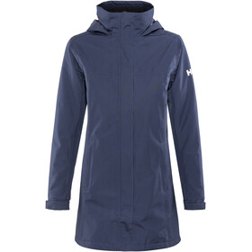 Helly Hansen Aden Insulated Coat Women Evening Blue